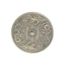 Новая памятная монета дракон феникс коллекция подарок сувенир ремесло и творчество Биткойн#20/28L