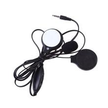 Новые мотоцикл стерео шлем наушники гарнитура Спорт стерео для MP3 MP4 GPS телефон музыкальное устройство Шлемы-гарнитуры