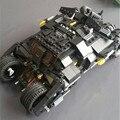 Decool 7105 7112 7113 luchador bloques de construcción de juguetes para niños batman batman tumbler super heroes batman joker compatible lepin