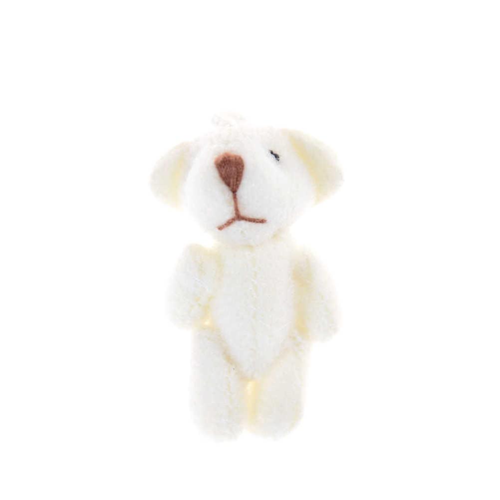 1pcs גור ילדים צעצוע Kawaii סימולציה בעלי החיים בובת יום הולדת מתנה עבור בנות ילדים חמוד ממולא בפלאש צעצוע