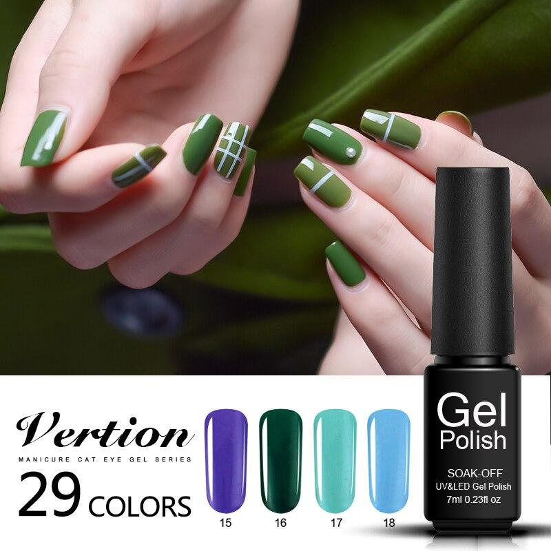 Яркие цвета ногтей