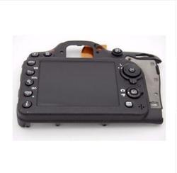 95% nowy D7200 z powrotem osłona na Nikona D7200 tylna pokrywa przycisk Flex z LCD klucz FPC naprawa aparatu części w Części obiektywu od Elektronika użytkowa na