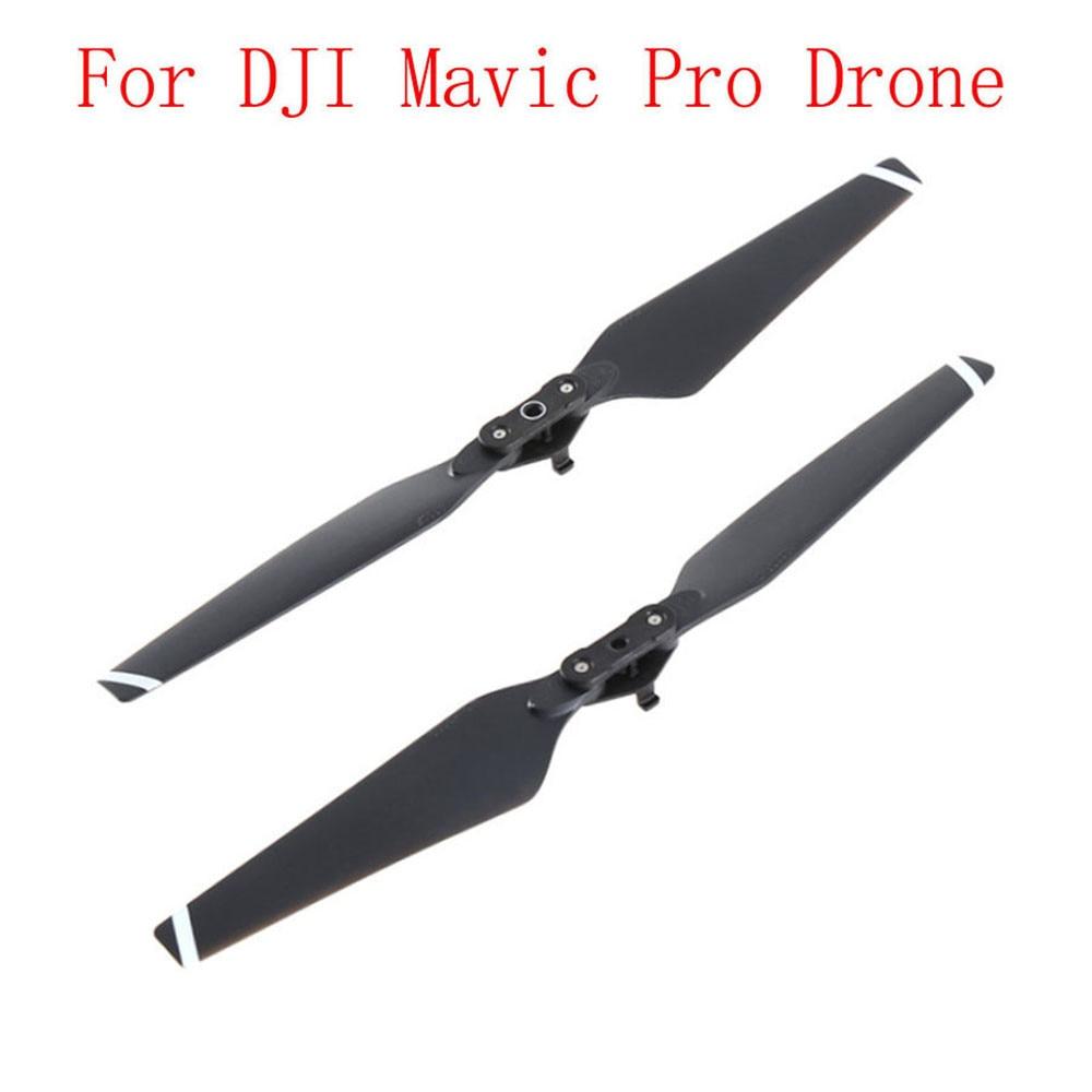 For DJI Mavic Pro RC 4//8pcs Carbon Fiber 8330F Foldable Propeller Props Blades