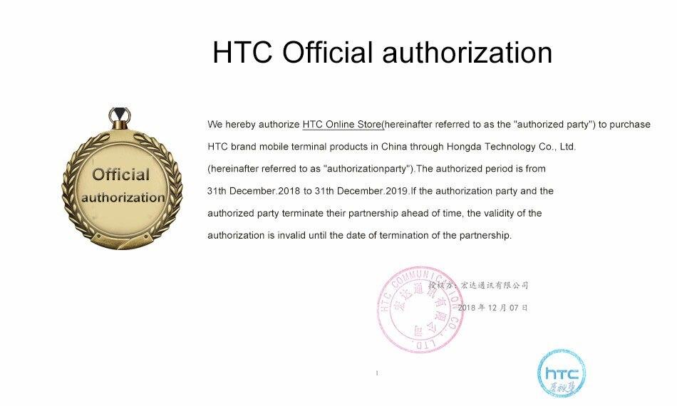 Hot Sale HTC Desire 12 Plus Mobile Phone Dual SIM 6.0 inch 3GB RAM 32GB ROM 13MP Snapdragon 450 Octa core Android 8.0 Smartphone 1