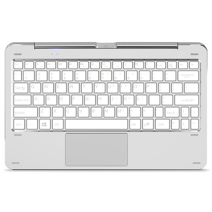 En STOCK Original nuevo cubo mix plus acoplamiento teclado Tablet Docking estación base de teclado para 10,6
