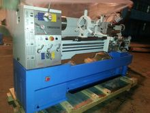 machine tool Horizontal  Lathe machine CM6241X1500 spindle hole 52mm  full set  4HP main motor