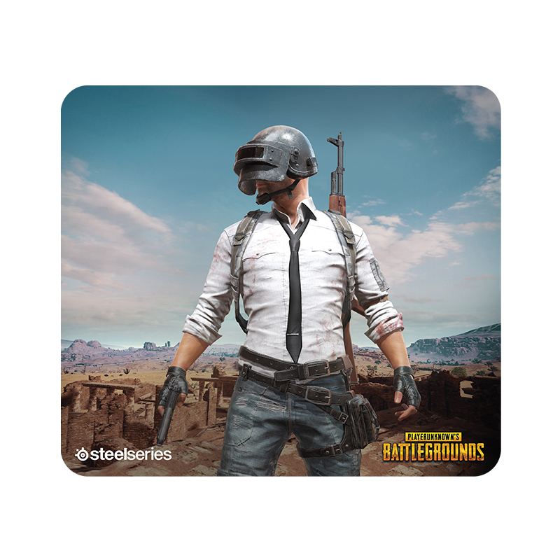 Steelseries qck+ pubg Jedi Survival Miramar Limited edition Squad version new thickened large game mouse pad
