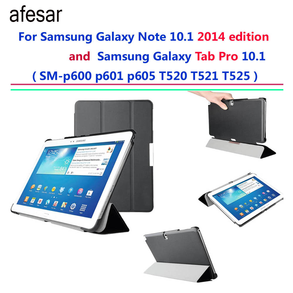 afesar Limited P600 P605 T520 T525 Ultra Slim Cover for Samsung Galaxy Note 10 1 Edition