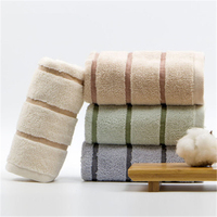 LCTMMYGS 4piece towel sets high quality cotton towels soft and comfortable adult men and women sports towels