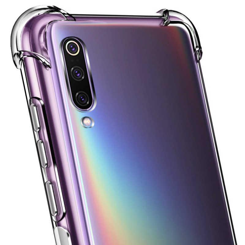 Для Xiaomi A3 Lite CC9 E Чехлы мягкие силиконовые противоударный чехол из ТПУ Для Xiaomi Mi9 T 9SE Mi8Lite 6X/A2 Redmi 7A K20 Note6Pro 5 4X