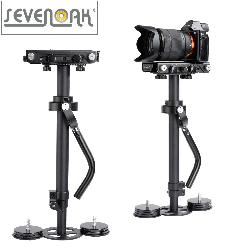 Sevenoak SK SW02N Pro Professional Steadycam Action Stabilizer (up to 3kg) for Canon Nikon Gopro Sony Camera Camcorder