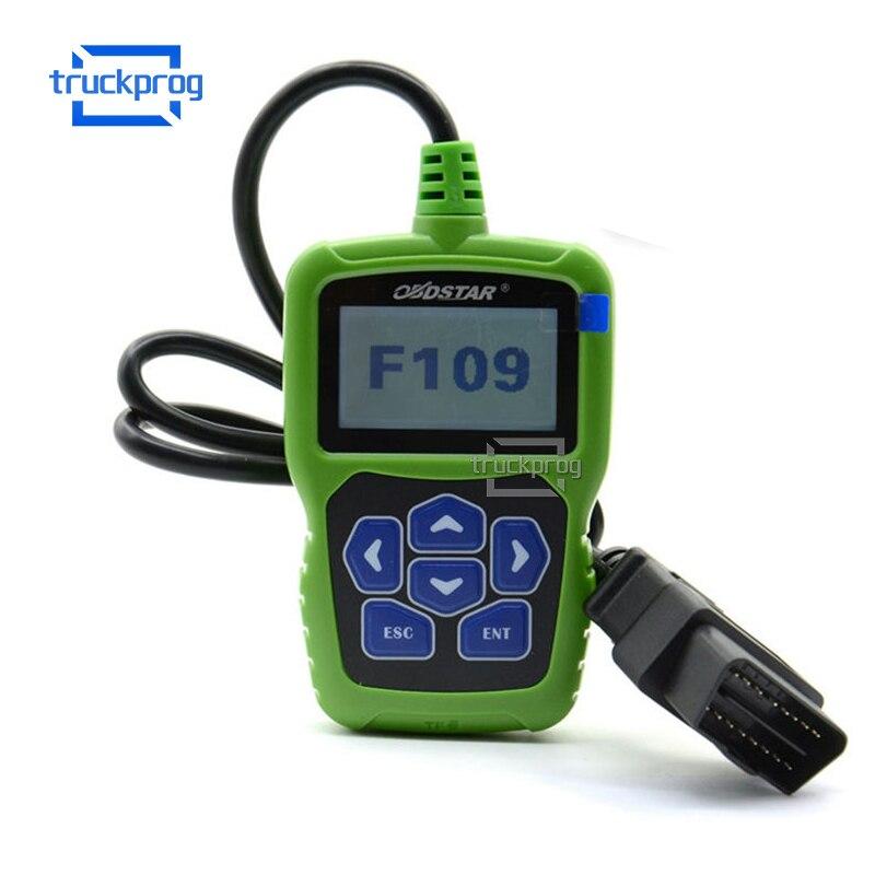 OBDSTAR PinCode Rechner F109 für SUZUKI ith Wegfahrsperre und Entfernungsmesser-korrektur Funktion Auto Code Reader tool
