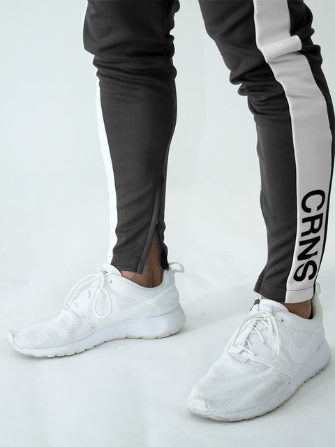 Mens Joggers Casual Pants Fitness Men Sportswear Bottoms Skinny Sweatpants Trousers Fashion Gyms Jogger Track Pants 3
