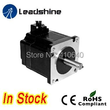 Leadshine Servo Motor 86HS40-EC 1.8 degree 2 Phase NEMA 34 with encoder 1000 line and 1.0 N.m torque