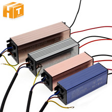 LED Driver 20W 30W 50W 60W 80W 100W AC100-265V to DC24V-64V Outdoor Lighting Transformers Waterproof LED Driver.(China)