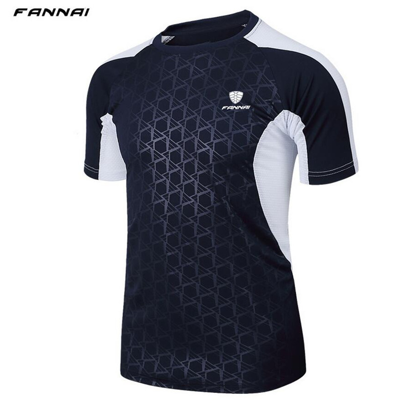 Men Brand Tennis shirt Outdoor sports Running workout jogging clothing Fitness tees male badminton Short sleeve t-shirts tops fashion long sleeve o neck t shirt 2017 new arrival men t shirts tops tees men s cotton t shirts 3colors men t shirts m xxl