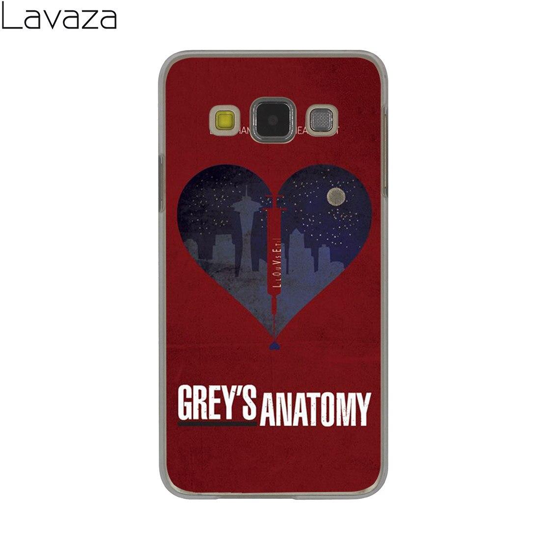 Lavaza grey\'s Grey is Anatomy logo Season Hard for Samsung Galaxy A3 ...