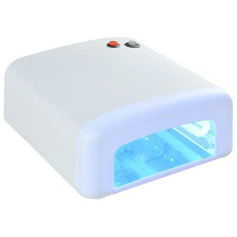 Nail Art Dryer Gel Curing UV Lamp 36W 4X 9W Light Tube EU Plug Nail Art