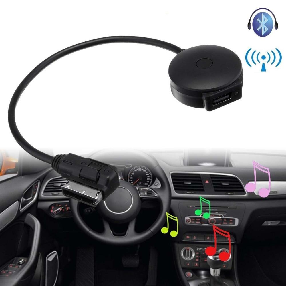 Lonleap Media In AMI MDI to Bluetooth Adapter font b Audio b font Aux USB Female