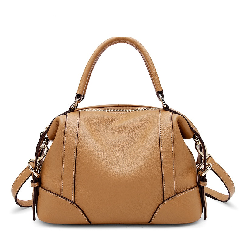 1112 Womens Bag Fashion Top Layer Cowhide Portable Crossbody Bags Casual Soft Leather Shell Bag Crossbody Bags for Women1112 Womens Bag Fashion Top Layer Cowhide Portable Crossbody Bags Casual Soft Leather Shell Bag Crossbody Bags for Women