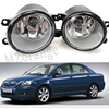 For Toyota AVENSIS 2003 2009 Car Styling Fog Lights Original 1 Set Left Right 81210 06052