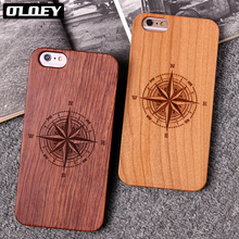 OLOEY For iPhone 5 5S 6 6S 7 7Plus 8 8Plus X XS Max Pattern Wood Case SAMSUNG Galaxy S7 Edge S8 plus S9 Plus Cover Fundas