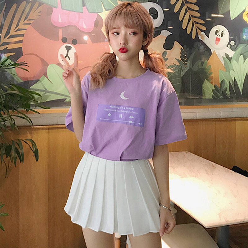 Music Player Cute T-shirt