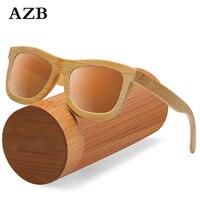 bba41348e AZB Kids Wood Sunglasses Boys Girls Square Polarized Children Safety  Radiation Protection Sun Glasses UV400 Eyewear