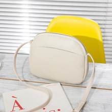 QIUYIN Shoulder Bag Bust Crossbody Money Phone Travel New Arrival Fashion Pure Color Women Leather Shell Messenger
