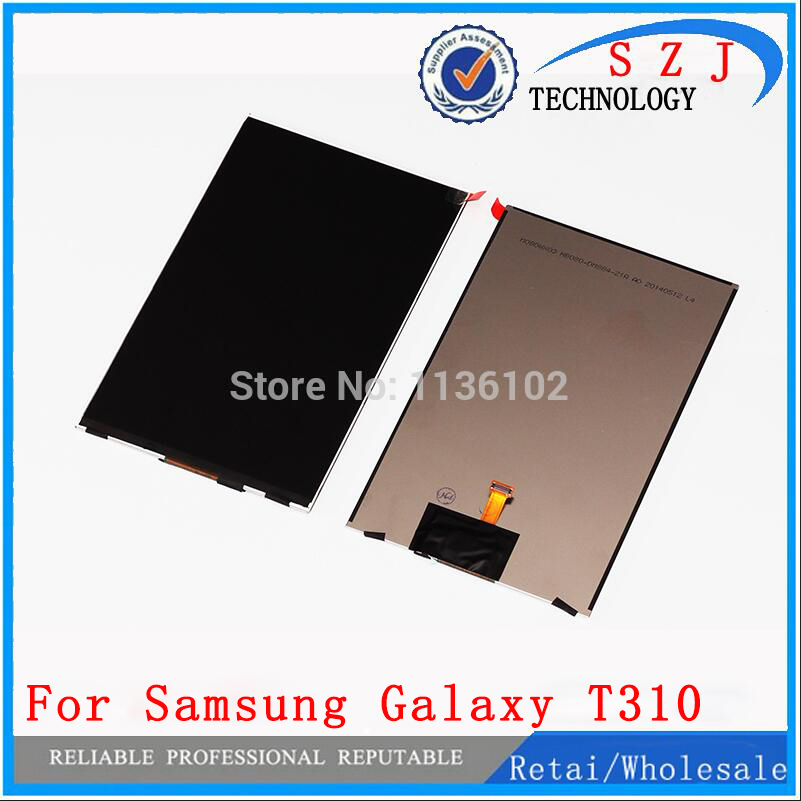 New 8'' inch For Samsung Galaxy Tab 3 8.0 T310 T311 T315 LCD Display Panel Screen Replacement Repairing Parts, Free shipping replacement new lcd display screen for samsung galaxy tab a sm t350 t350 t351 t355 8 inch free shipping