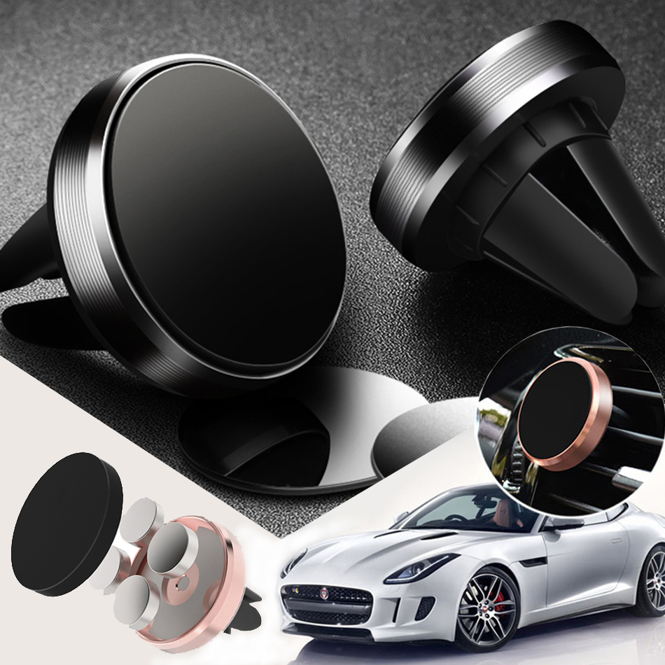 Soporte Magnetico Iman Movil Coche Car Mobile Phone Magnet Holder Smartphone Stand Mount For Iphone 6 7 Samsung Xiaomi Universal