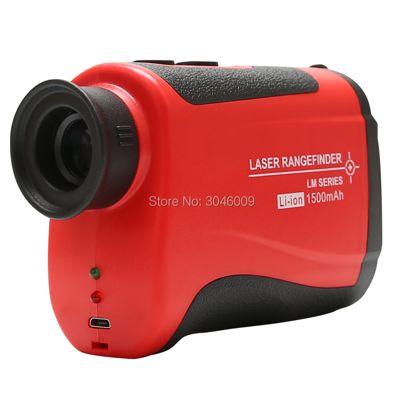 UNI T LM600/800/1000/1200/1500 Laser Rangefinders; height measurement/speed measurement/angle measurement/distance measurement - 3