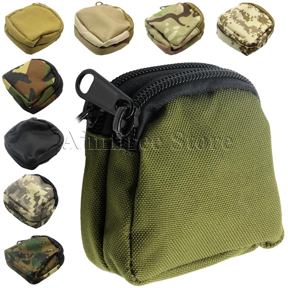 Military Molle Utility Pouch Army Pocket Bag Outdoor Sports