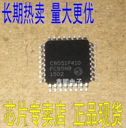 (5 StÜcke) (10 StÜcke) (50 StÜcke) (100 StÜcke) 100% Neue Original C8051f410-gqr C8051f410 2,0 V 32/16kb Flash Single-chip-mikrocomputer Tqfp32