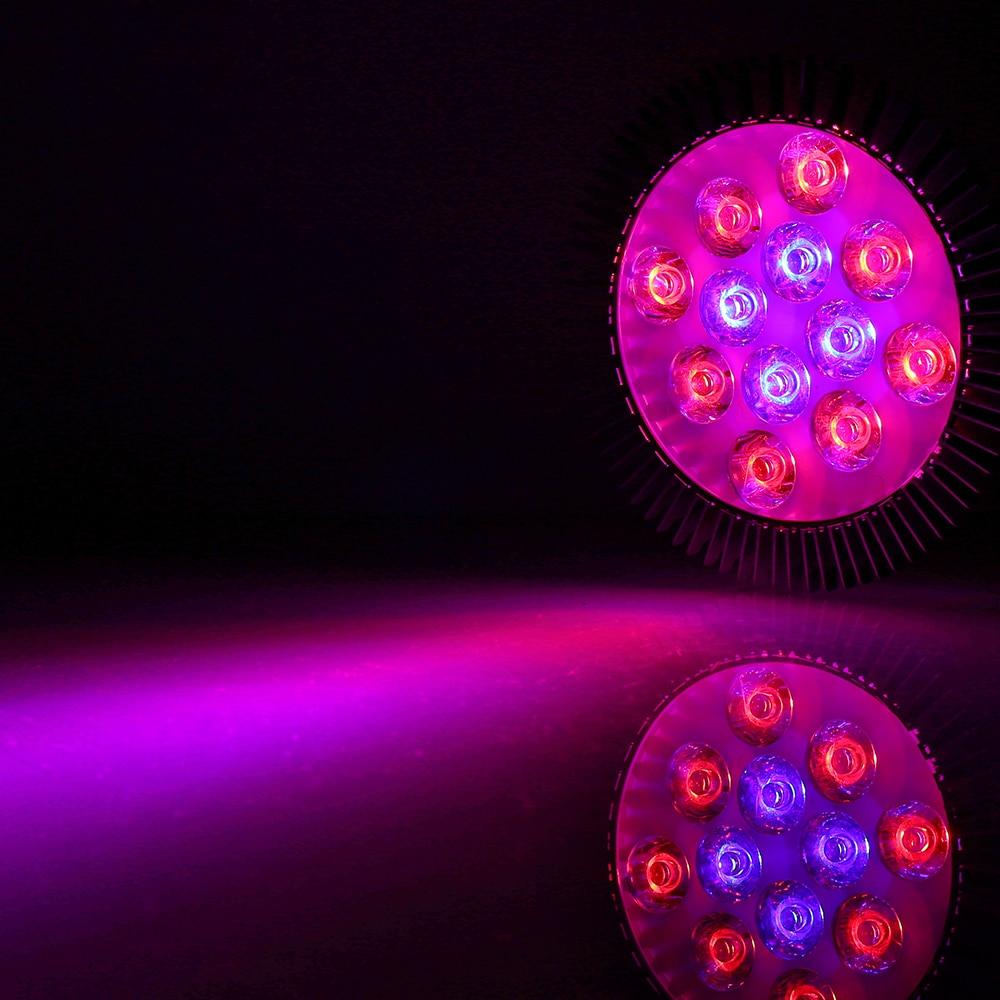 6W 15W 21W 27W 36W 45W 54W LED растеж светлина - Професионално осветление - Снимка 5