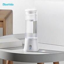 Bluevida SPE/PEM без хлора, O3 и max высокое 2800ppb Новый водород генератор бутылка с ионизатором воды