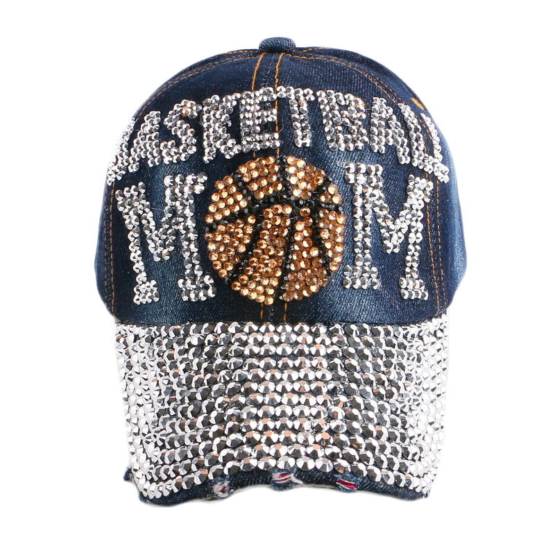 new fashion girl women sports basketball mom design novelty baseball cap custom hip hop woman snapbacks hats brand casquette new 2017 fashion unisex cap bones baseball cap snapbacks hat simple hip hop cap casual sports female hats wholesale