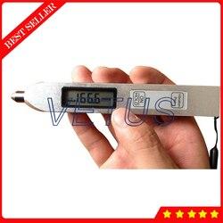 Piórkowy miernik wibracji YV200 0.1 mm/s do 199.9 mm/s testowanie prędkości dla silnika wentylator elektryczny pompy sprężarki powietrza