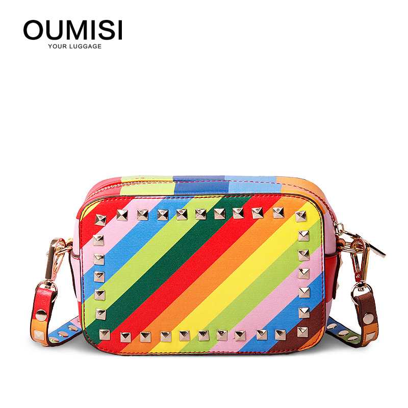Women Messenger Bags Crossbody Bag Nylon Waterproof Female Shoulder Bag Designer Handbags High Quality Ladies Dollar