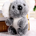 Encantador Popular Pequeño Koala Koala de Peluche De Felpa Juguetes Muñeca Suave Animal Juguetes para Niños de Cumpleaños Regalo de Navidad