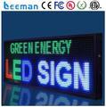 P16 56 x 160 пикселей RGB полноцветный открытый программируемый из светодиодов знаки шэньчжэнь из светодиодов сообщение перемещение прокрутки знак дисплей
