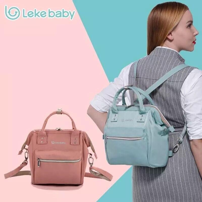 lekebaby travel baby maternity mummy mom changing nappy diaper bag backpack mother handbag nappy bags mochila