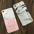 Piedra de mármol de moda rock case para iphone 7 6 6 s plus cubierta suave de colores para el iphone 6 7 6 s fundas Capa