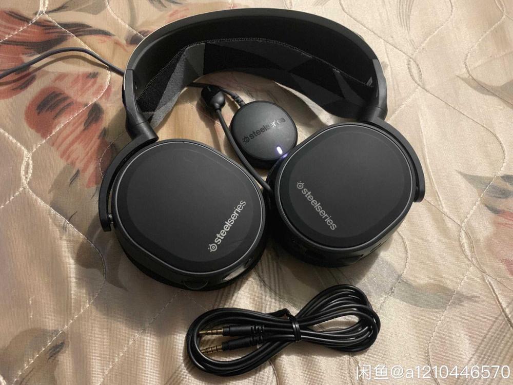 dengan Headset 7 Lag-Free