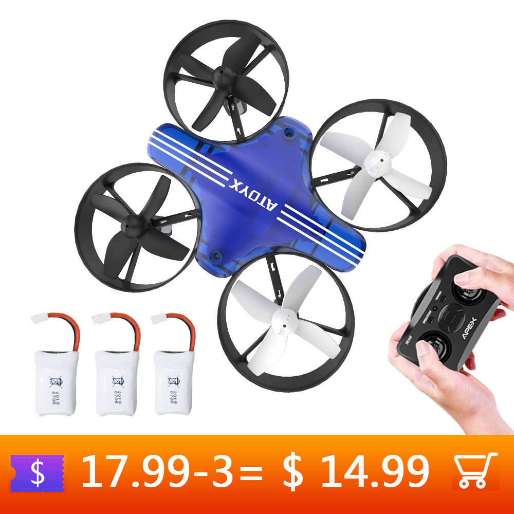 Mini Drone Eders Quadcopter Fernbedienung contral RC Drone Hubschrauber 2,4G 6 Achsen-gyro Micro mit Headless Modus Halten Höhe für erwachsene