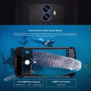 Image 3 - DOOGEE S55 Waterproof Smartphone 4GB RAM 64GB ROM 5500mAh MTK6750T Octa Core 5.5 inch Android 8.0 Dual SIM 13.0MP OTA 4G FDD LTE