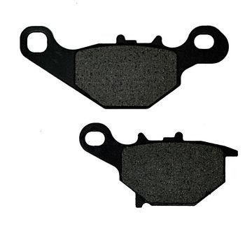 Для SUZUKI RM 85 K2-K4/LK3/LK4 2002-2004 DR-Z LK3-LK9/LL2-LL6 2003-2016 передние тормозные колодки мотоцикла
