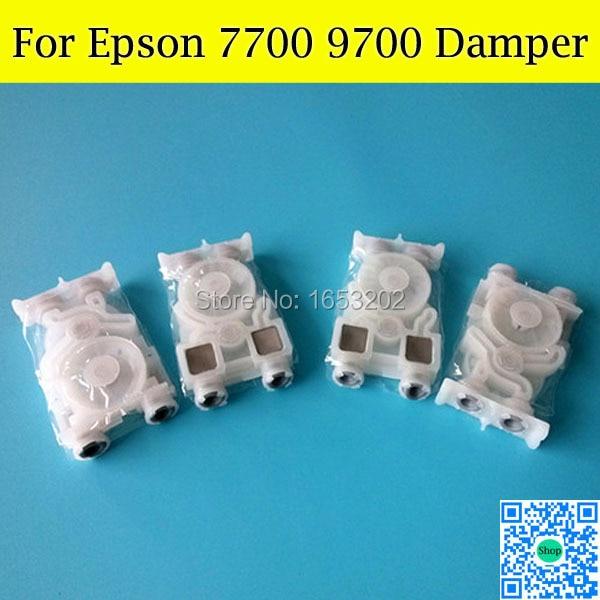 FAST Shipping !! Printer Damper For DX7 Printer Head For EPSON 7700 9700