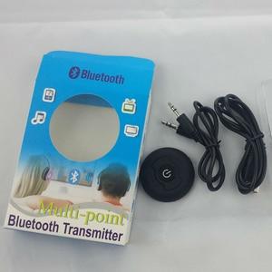 Image 5 - Bluetooth 4.0 マルチポイントステレオオーディオトランスミッター音楽信号送信スマートテレビ/DVD/MP3 Can ペア 2 ヘッドフォン 1 時間