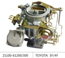 Free shipping! AAA high quality Carburator forTOYOTA 3F/4F OEM 21100-61200/300 CARB